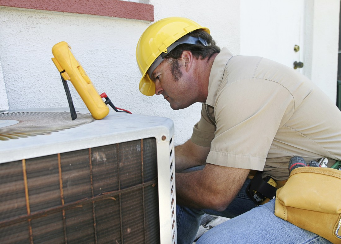 AC Repair Fairfax VA