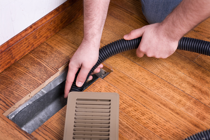 Indoor Air Quality Testing Woodbridge VA - Humidifiers, Duct Cleaning - Duct_Cleaning