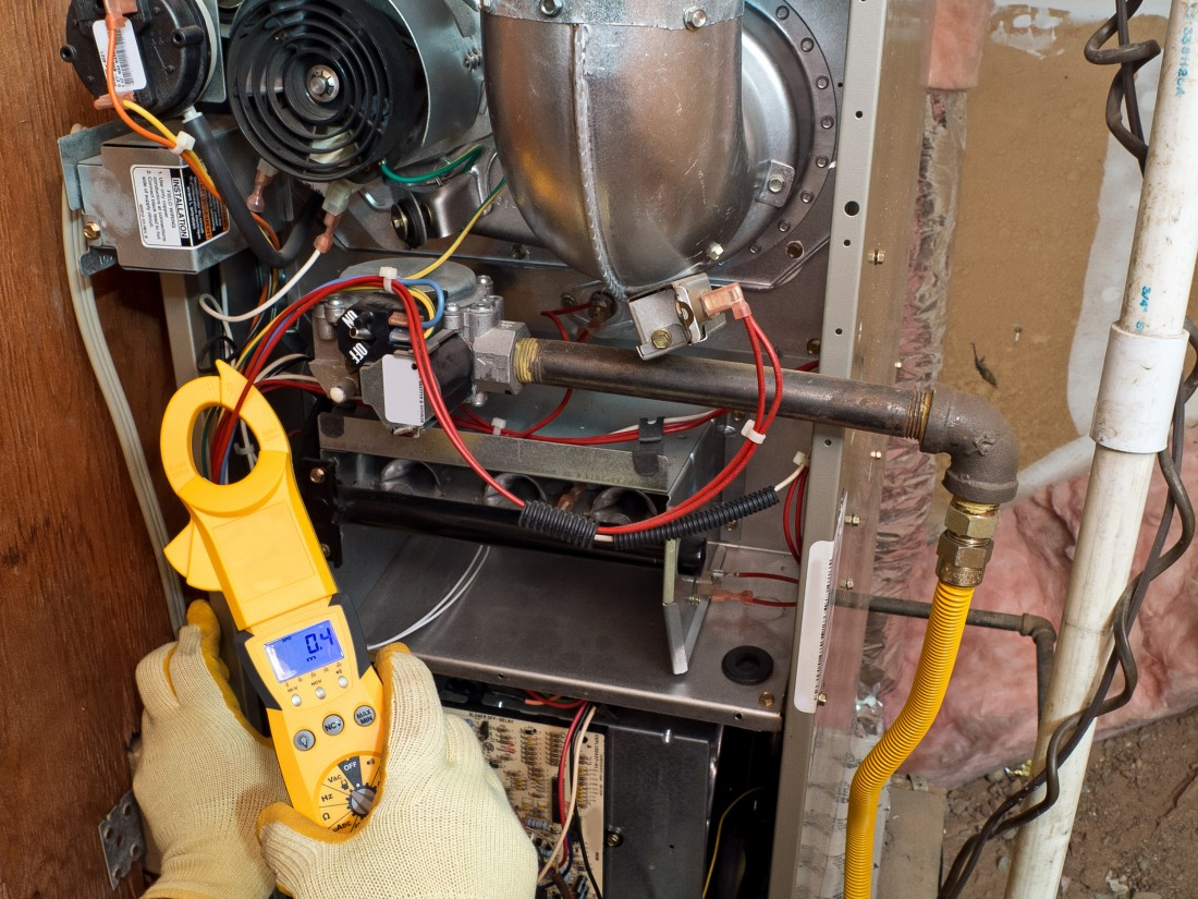 Furnace Repair Newington VA
